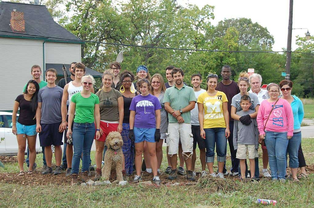 Non-profit Crush Of The Week: Michigan Urban Farming Initiative