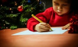 Write a Letter to Santa, Raise 10 Million for Charity