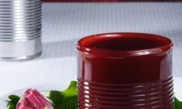 Thanksgiving's Unsung Hero: Canned Cranberry Sauce.
