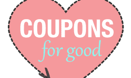 Coupons for Good: Meet the Companies and Coupons That Do Good
