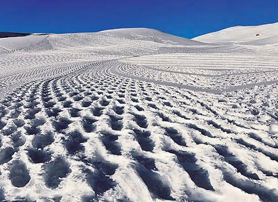 Winter Wonder - Art Made by Walking  Winter Wonder - Art Made by Walking  Winter Wonder - Art Made by Walking