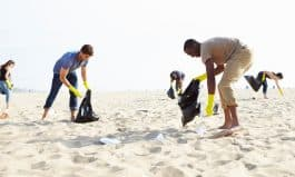 Help Keep our Beaches Clean with Great Savings & Goodshop Donations