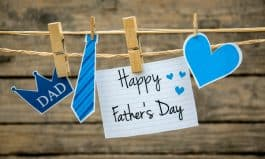 5 Father's Day Gifts Sure to Make Dad Feel the Love!