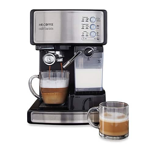 Best Espresso Machines in $200 Range