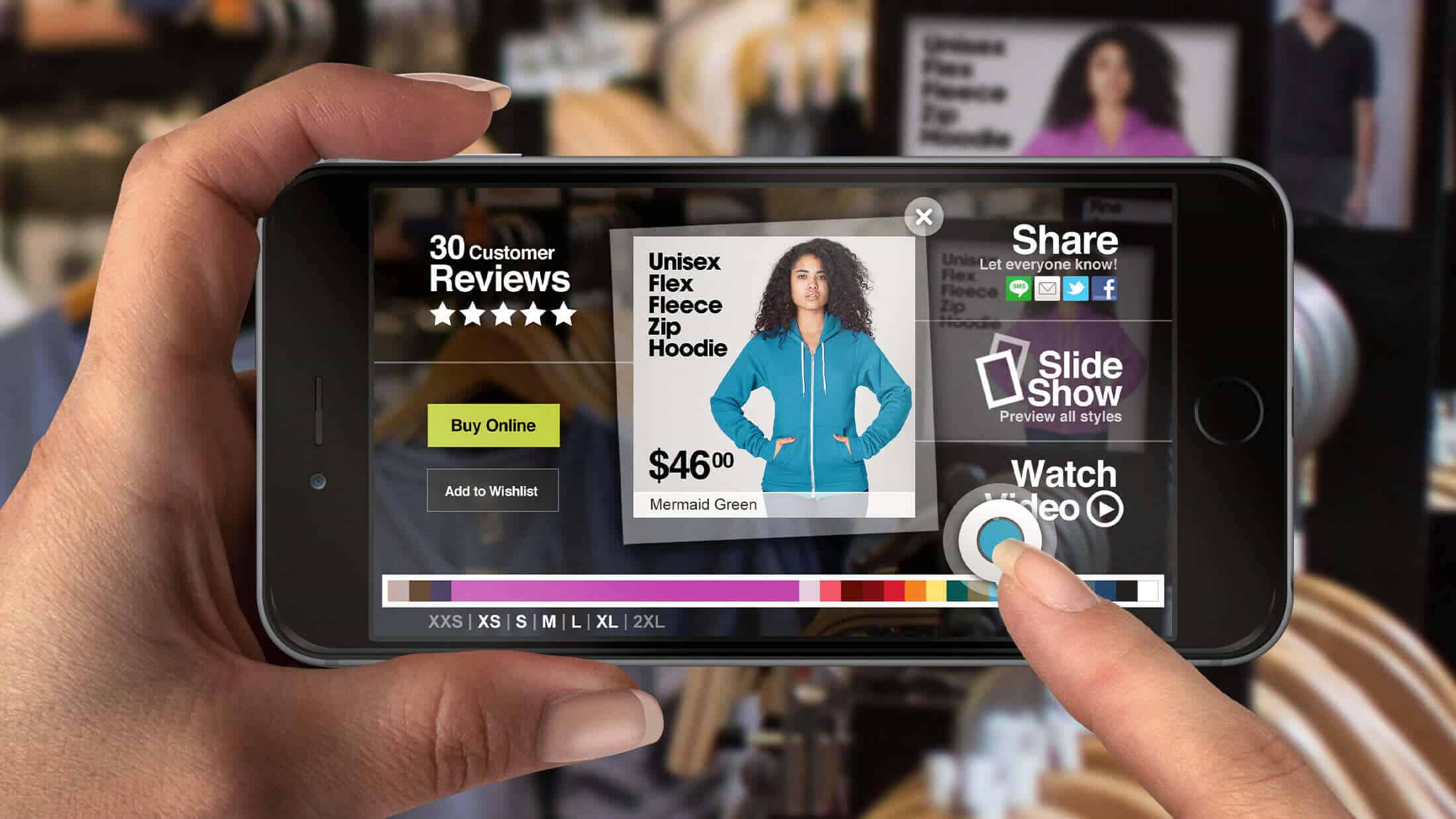 Brands Lure Back Experience-Driven Customers through Augmented Reality