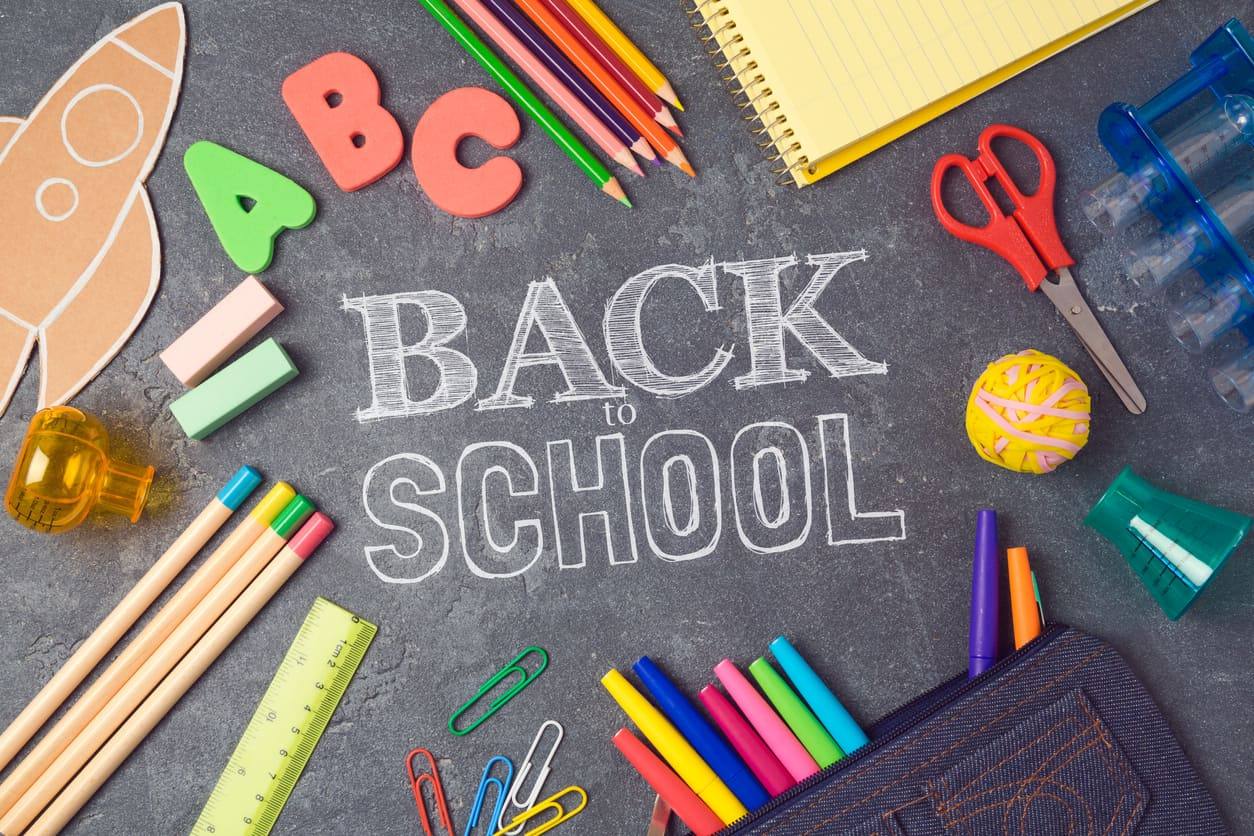 The Back to School Shopping Guide For Every Grade